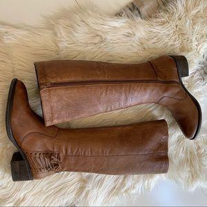 EEUC Steve Madden Zip-up Lonny Boots 9